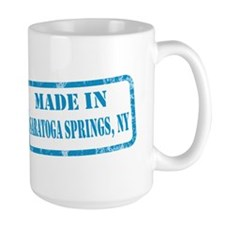MADE IN SARATOGA SPRINGS Mug