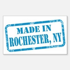 MADE IN ROCHESTER Decal