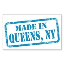 MADE IN QUEENS Decal