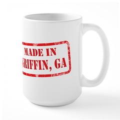 MADE IN GRIFFIN, GA Large Mug