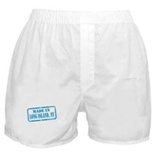 MADE IN LONG ISLAND Boxer Shorts