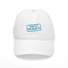 MADE IN LONG ISLAND Baseball Cap