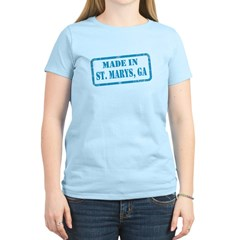 MADE IN ST. MARYS, GA T-Shirt