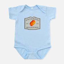 Entering Beantown Infant Bodysuit