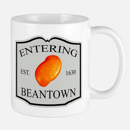 Entering Beantown Mug