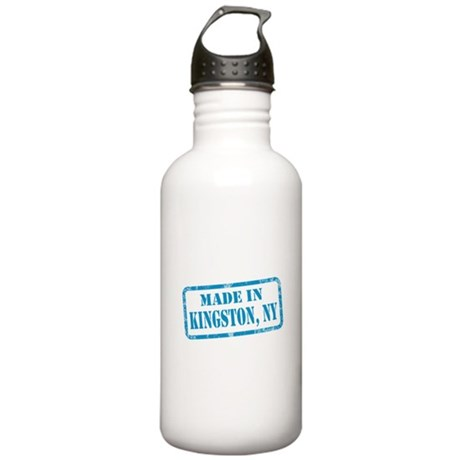 MADE IN KINGSTON, NY Stainless Water Bottle 1.0L