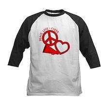 Peace, Love & Cheer Tee