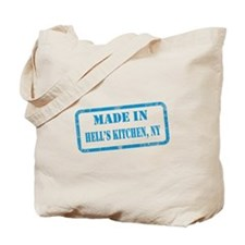 MADE IN HELL'S KITCHEN Tote Bag