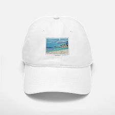 Island Getaway Baseball Baseball Cap