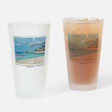 Island Getaway Drinking Glass