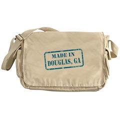 MADE IN DOUGLAS, GA Messenger Bag