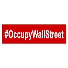 Cafepress.com/OccupyWS Bumper Sticker