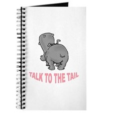 Hippo Talk To The Tail Journal