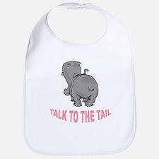 Hippo Talk To The Tail Bib