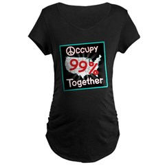 occupy together peace T-Shirt