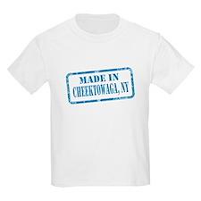MADE IN CHEEKTOWAGA T-Shirt