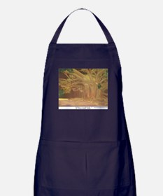 If Trees Could Talk... Apron (dark)