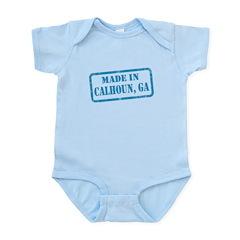 MADE IN CALHOUN, GA Infant Bodysuit