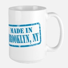 MADE IN BROOKLYN Mug