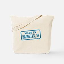 MADE IN BROOKLYN Tote Bag