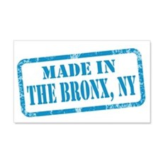 MADE IN THE BRONX 22x14 Wall Peel