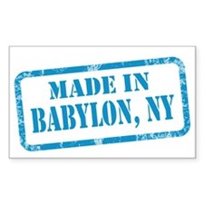MADE IN BABYLON Decal