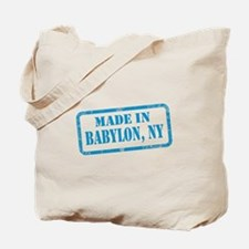 MADE IN BABYLON Tote Bag
