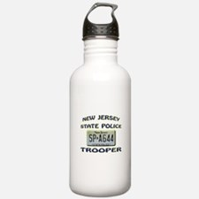 New Jersey State Police Water Bottle