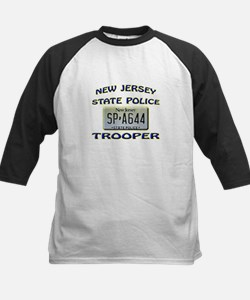 New Jersey State Police Tee