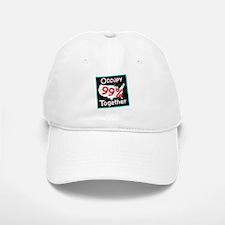occupy together 99 Baseball Baseball Cap