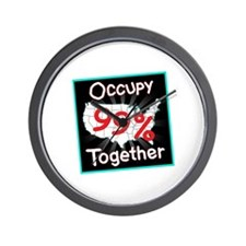 occupy together 99 Wall Clock
