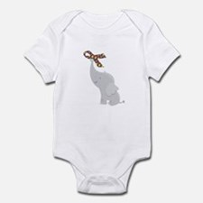 Autism Elephant Awareness Infant Bodysuit