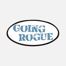 Blue Going Rogue Patches