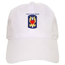 SSI-199TH INFANTRY BDE WITH TEXT Baseball Cap