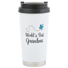 Grandma (World's Best) Travel Mug