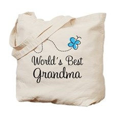 Grandma (World's Best) Tote Bag
