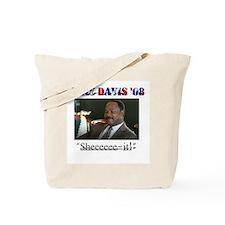 Clay Davis Tote Bag
