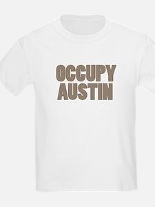 Occupy Austin, Texas T-Shirt