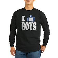 I Like Boys T
