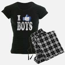 I Like Boys Pajamas