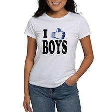 I Like Boys Tee