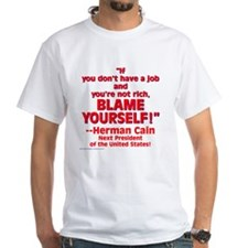 $19.99 Blame Yourself! Shirt