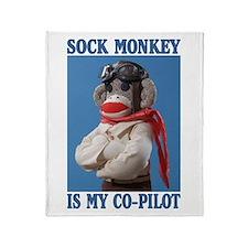 Co-pilot Throw Blanket