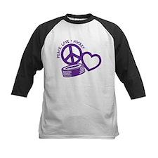Peace, Love & Hockey Tee