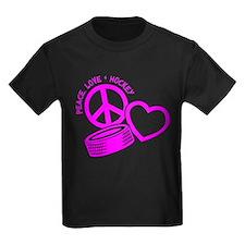 Peace, Love & Hockey T
