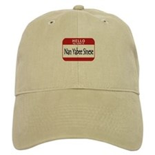 Name is None of Your Business Baseball Cap