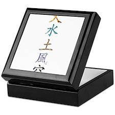 5 Elements Keepsake Box