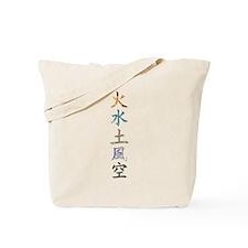 5 Elements Tote Bag