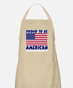Proud to Be American BBQ Apron