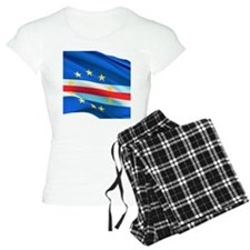 Cape Verde Flag Pajamas